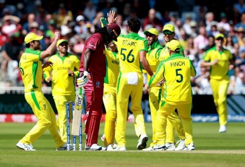 Australia v West Indies - ICC Cricket World Cup 2019