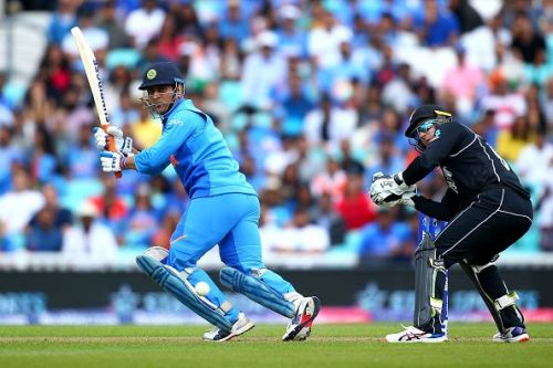 MS Dhoni's form is a big plus for India
