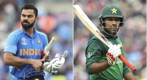 भारत-पाकिस्तान मैच का सबको इंतजार है