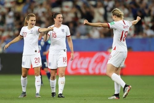 Japan v England: Group D - 2019 FIFA Women's World Cup France