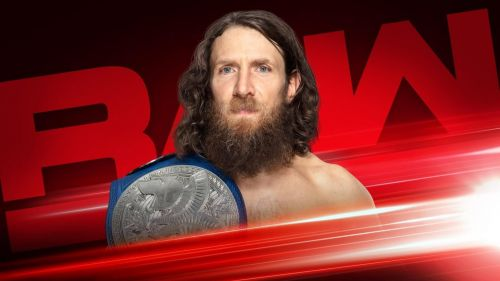 Daniel Bryan will be on RAW this week