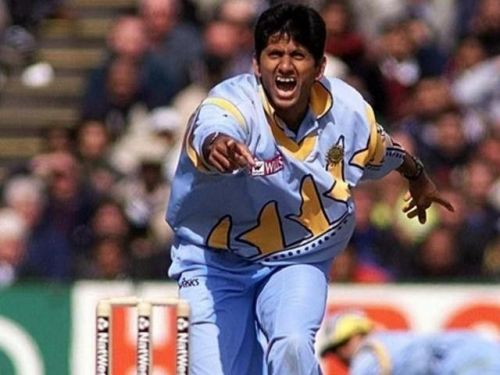 Venkatesh Prasad - The hero of India's win against Pakistan in World Cup 1996