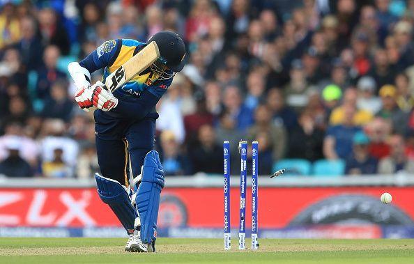 श्रीलंका की वनडे क्रिकेट में 417वीं हार
