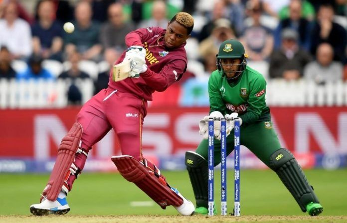 Hetmeyer is a very talented young player In Windies Batting Line-Up