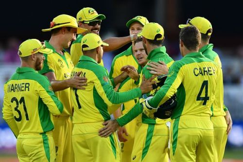 ऑस्ट्रेलिया ने न्यूज़ीलैंड को 86 रनों से हराया
