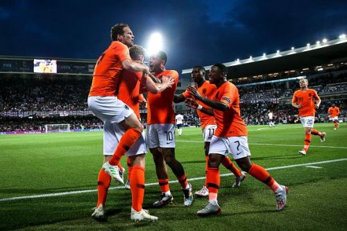 Netherlands are through to the UEFA Nations League final