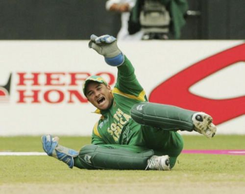 Mark Boucher was a valuable asset for South Africa