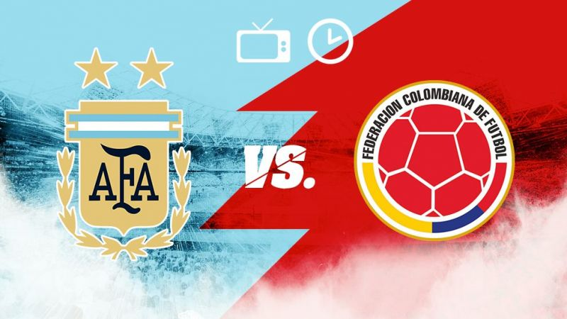 Argentina vs Colombia: Combined XI