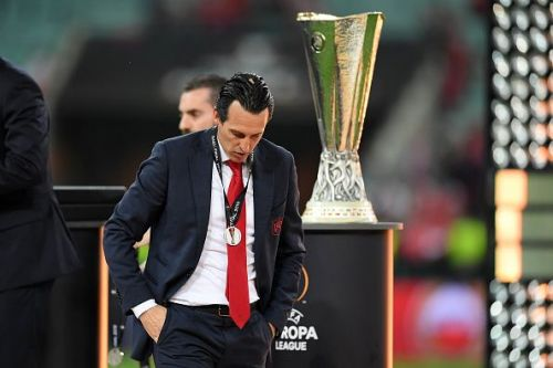 Unai Emery's Arsenal miss out on Champions League football.