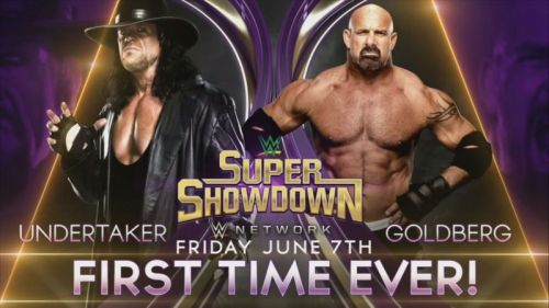 This first time ever match is one of the candidates to close the show