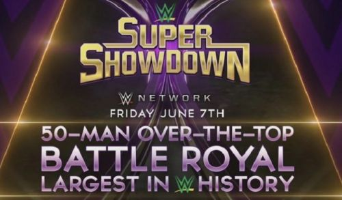 50-Men Battle Royal