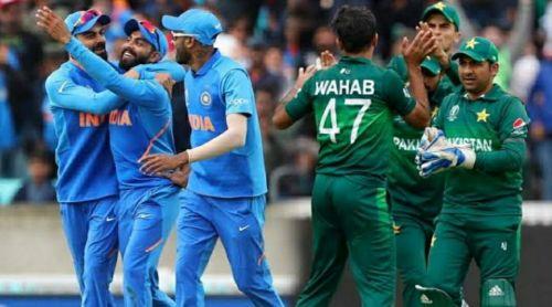 India - Pakistan combined xi