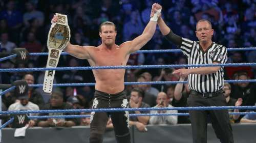 Ziggler is a five-time Intercontinental Champion