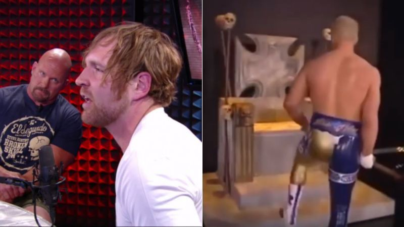 Jon Moxley is one of wrestling