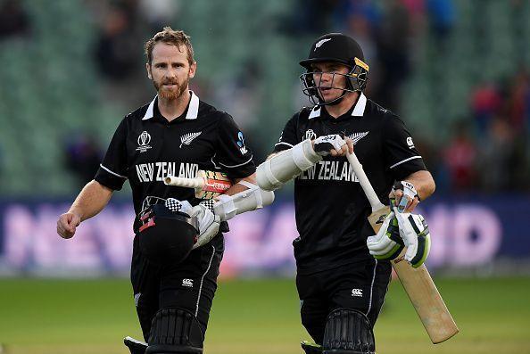 न्यूजीलैंंड टीम