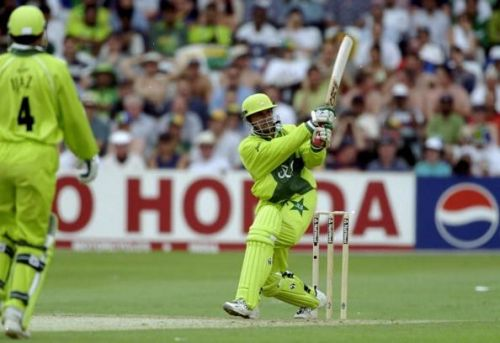 Moin Khan, scintillating with the bat, brilliant with the gloves.