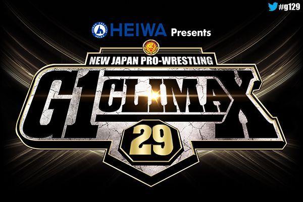 Resultado de imagem para G1 Climax 2019