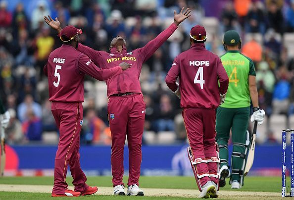 South Africa v West Indies - ICC Cricket World Cup 2019