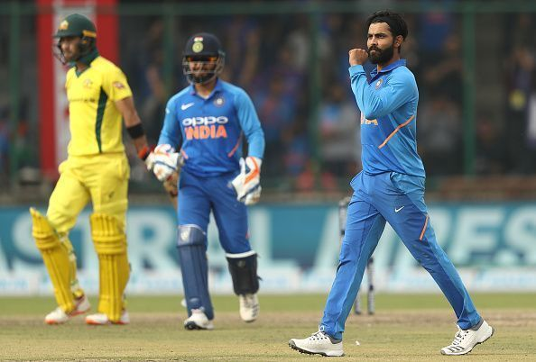 India v Australia - ODI Series : Game 5
