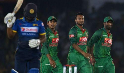 Shakib Al Hasan has been in terrific form for the Bangladesh team