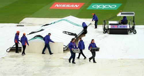 क्रिकेट मैचों में बारिश का प्रभाव