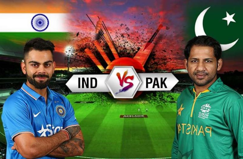 India Vs Pakistan, Match 22, 16th June 2019