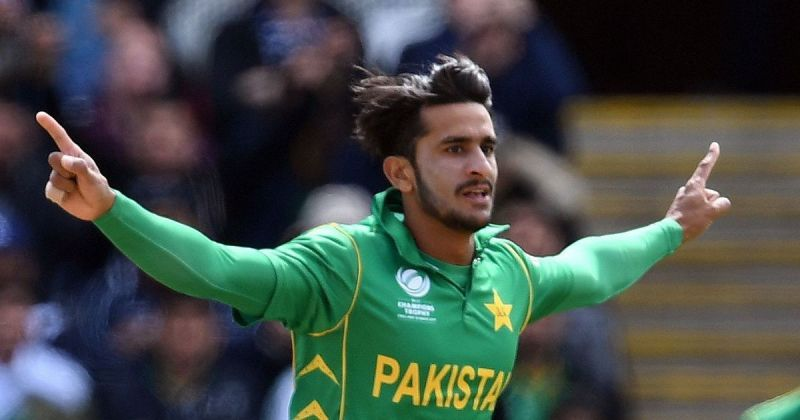 Hasan Ali was impressive with the ball against England.