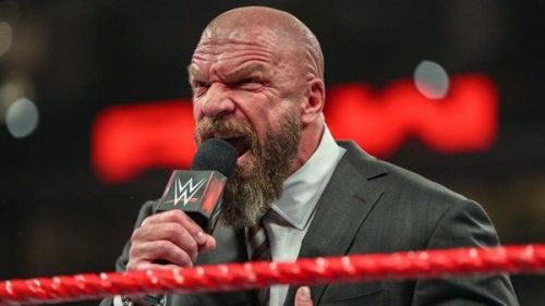 Triple H - The COO of WWE