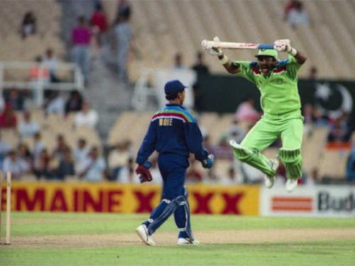India vs Pakistan in the 1992 World Cup