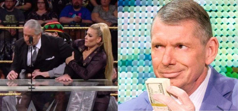 WWE Hall of Famer Bret Hart was assaulted by a fan