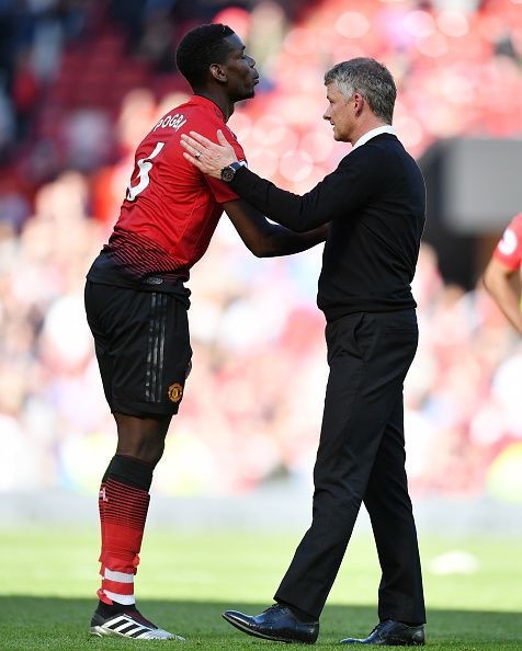 All eyes on Ole and Pogba