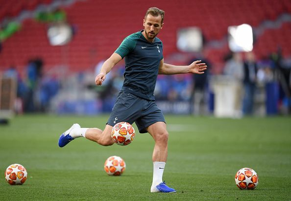 Harry Kane has been passed fit for the UEFA Champions League final