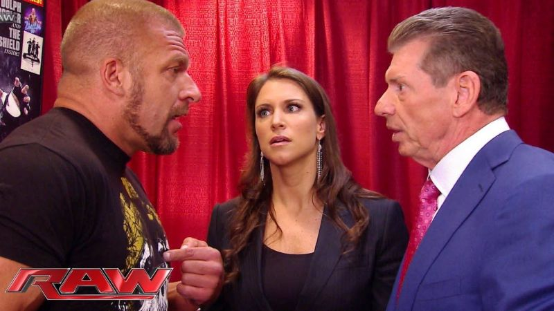 Neither of the three was present at the latest RAW tapings