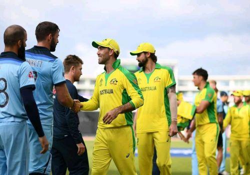 ऑस्ट्रेलिया ने इंग्लैंड को 64 रनों से हराया