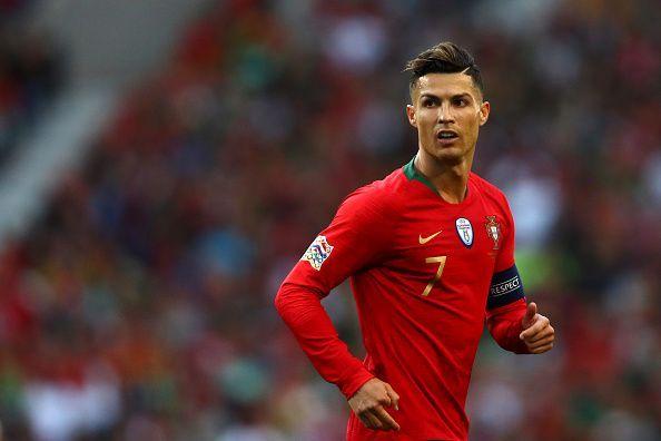 Portuguese maestro - Cristiano Ronaldo