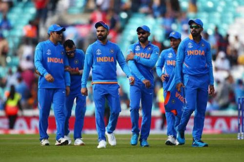 The Indian team will be raring to go when they start the World Cup against a struggling South Africa