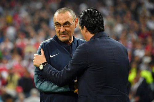 Juventus set to bring Manchester United star for Maurizio Sarri