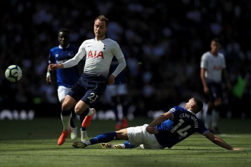 Tottenham will rely on Eriksen's creativity against Liverpool