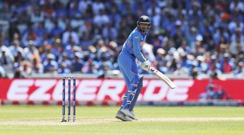 Shankar has failed to grab his chances