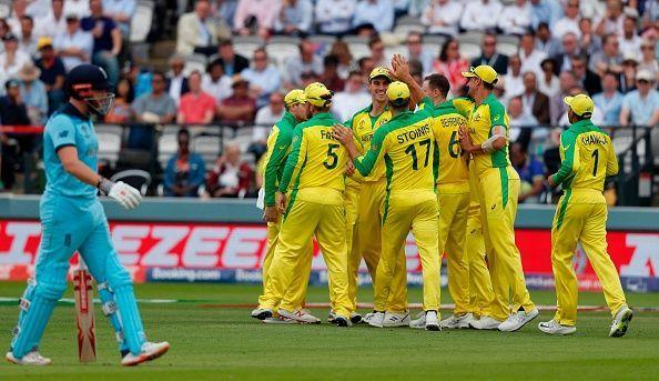 इंग्लैंड की वर्ल्ड कप 2019 में लगातार दूसरी हार