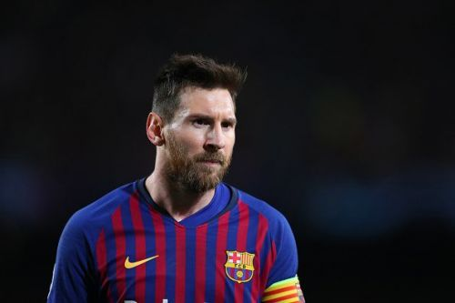 Barcelona talisman Lionel Messi is set to bring in the goalscoring treble of awards.