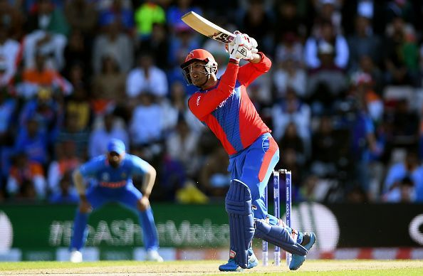Mohammad Nabi was a revelation against India on Saturday.