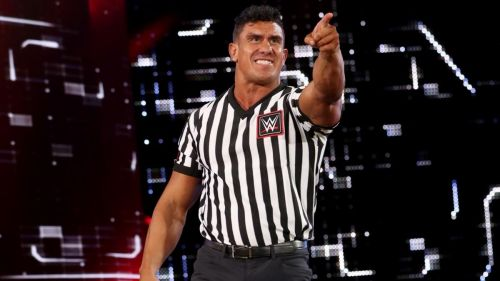 EC3 had another appearance on Raw, although not in a match.