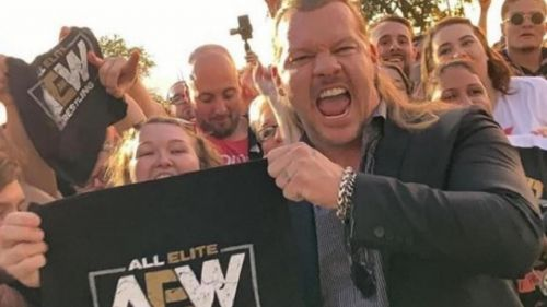 Chris Jericho had words of high praise for AEW