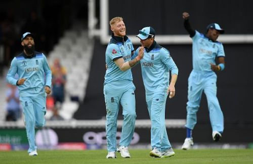 Ben Stokes couldn't do anything wrong in England's tournament opener against South Africa