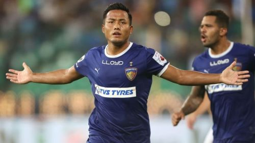 Jeje's injury meant Chennaiyin FC's contribution reduced to one