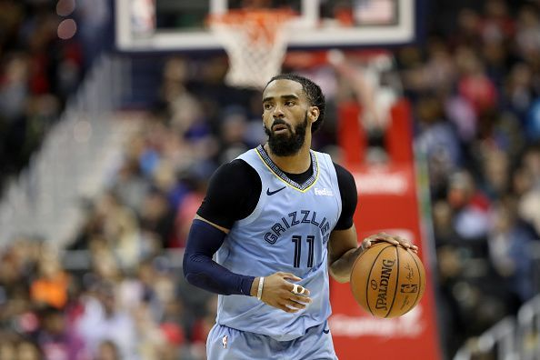 The Grizzlies are looking to move on from Mike Conley after more than a decade