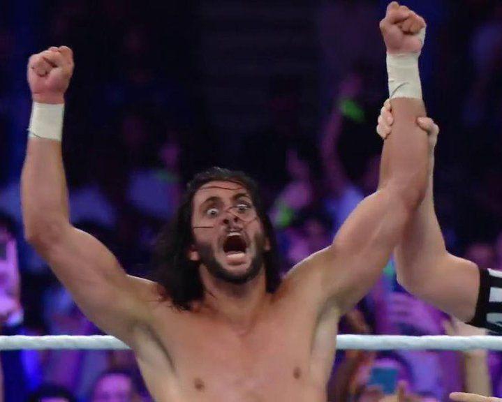 WWE Super ShowDown: Mansoor Mania