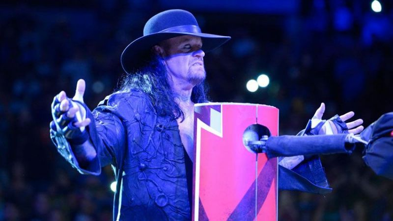 At this point in his career, The Undertaker has nothing new to offer to the fans