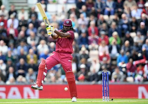 Chris Gayle will be looking to get back in form against Bangladesh
